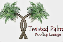 Twisted Palms Rooftop Lounge, Puerto Vallarta, Mexico