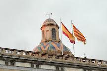 Placa de Sant Jaume, Barcelona, Spain