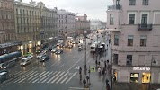 Галерея, Невский проспект на фото Санкт-Петербурга