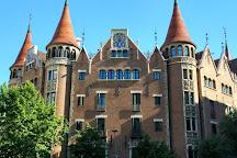 Casa de les Punxes, Valls, Spain