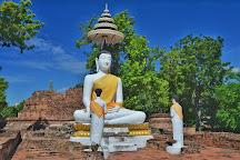 Wat Samana Kottharam, Ayutthaya, Thailand