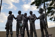 Wisconsin Korean War Veterans Memorial, Plover, United States