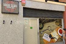 Secret Hunter Escape Room, Alicante, Spain