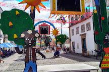 Praca Terreiro de Jesus, Salvador, Brazil