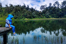 Lake Ranu Regulo, Lumajang, Indonesia