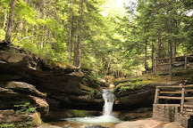 Sabbaday Falls, Conway, United States