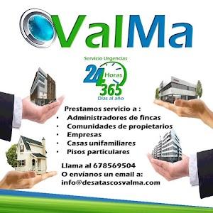 Desatascos ValMa Valladolid