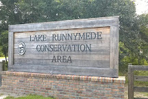 Lake Runnymede Conservation Area, Saint Cloud, United States
