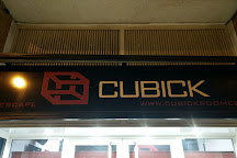 Cubick Room Escape, Mataro, Spain