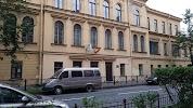 Школа № 321, улица Правды на фото Санкт-Петербурга
