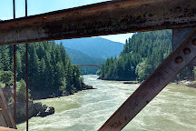 Alexandra Bridge Provincial Park, Spuzzum, Canada