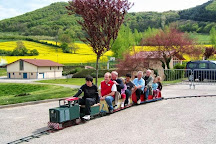 Le Mini Train des Monts du Lyonnais, Sainte-Foy-l'Argentiere, France