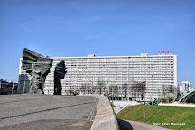 Silesian Insurgents' Monument (Pomnik Powstancow Slaskich), Katowice, Poland