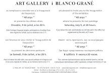 Art Gallery Blanco Grane, Tossa de Mar, Spain