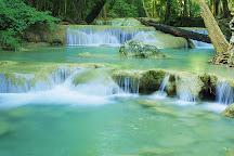 Erawan National Park, Si Sawat, Thailand