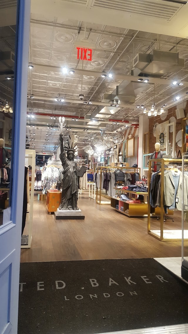 Ted Baker - SoHo Wooster Street NYC