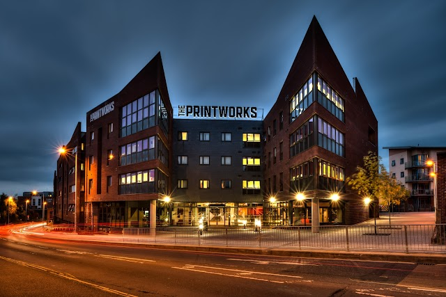 Host The Printworks - Student Accommodation Exeter