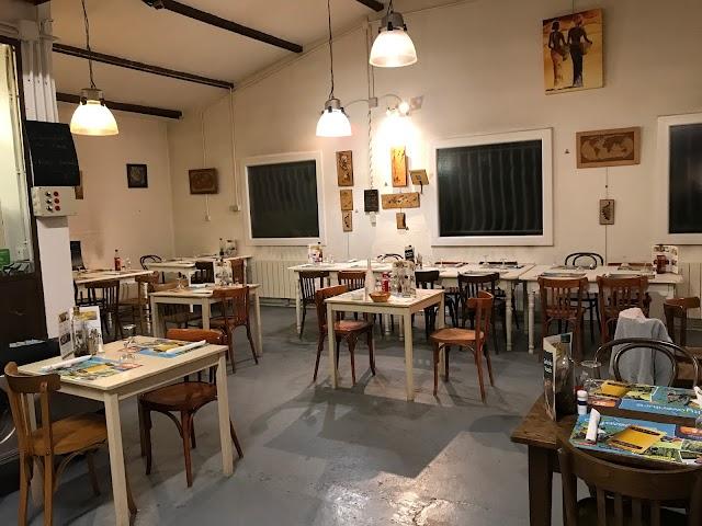 Robino Pizza Cafe St Foy les Lyon