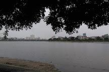 Linh Dam Lake, Hanoi, Vietnam