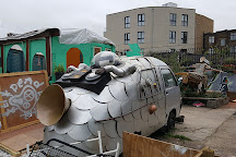 Nomadic Community Garden, London, United Kingdom