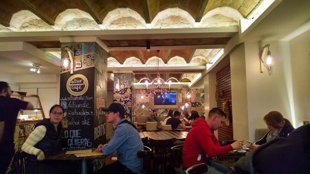 Alsur Cafe Lluria