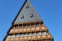 Butchers' Guild Hall, Hildesheim, Hildesheim, Germany