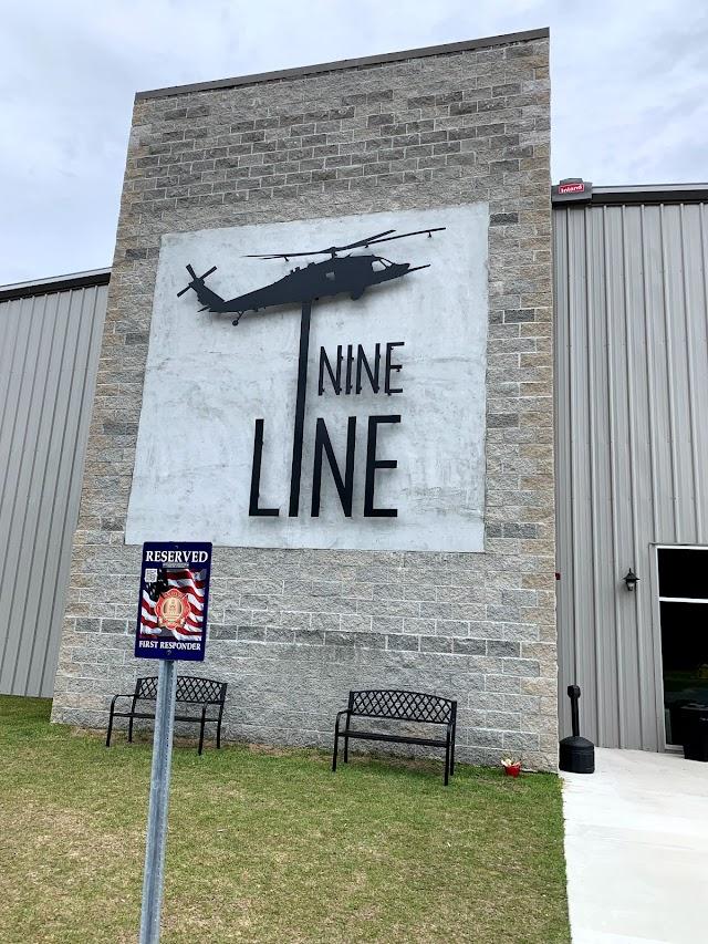 Nine Line Apparel & Black Rifle Coffee Shop