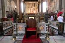 Basilica di San Pietro in Vincoli, Rome, Italy
