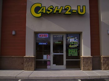 Cash 2-U Payday Loans Picture