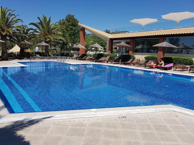 Alexandra Beach Thassos Hotel Potos