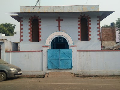 Sant Luke church Of North India