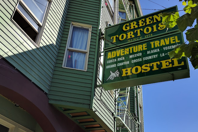 Green Tortoise Adventure Travel, San Francisco, United States