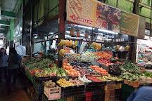 Mercado El Cardonal, Valparaiso, Chile