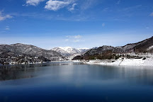 Lake Akaya, Minakami-machi, Japan
