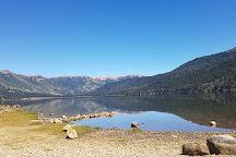Lago Rucachoroi, Alumine, Argentina