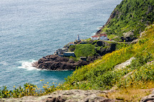 Fort Amherst Lighthouse, St. John's, Canada