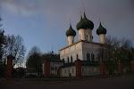 Федоровский кафедральный собор, Малая Пролетарская улица, дом 42А на фото Ярославля