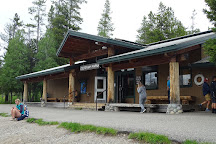 Colter Bay Visitor Center, Grand Teton National Park, United States