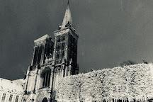 Cathedrale Saint-Pierre de Lisieux, Ville de Lisieux, France