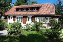 German Brakhert's House Museum, Otradnoye, Russia
