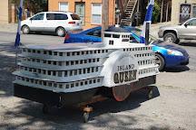 Cardboard Boat Museum, New Richmond, United States