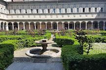 Basilica di San Simpliciano, Milan, Italy