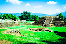 Tingambato Archaeological Site, Uruapan, Mexico