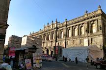 Museo del Ejercito y Fuerza Aerea Mexicanos Bethlemitas, Mexico City, Mexico