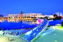 Starlight Bridge (Anh Sao Bridge), Ho Chi Minh City, Vietnam