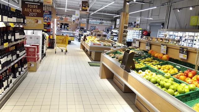 Carrefour market Toulouse Compans