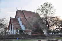 Ayutthaya Historical Park, Ayutthaya, Thailand