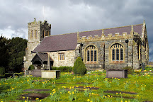 St Grwst Church, Llanrwst, United Kingdom
