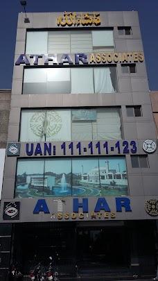 Athar Associates Head Office Lahore