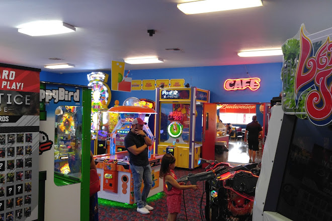 Visit Funtrackers Family Fun Center on your trip to Corpus